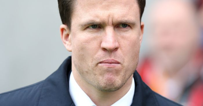 Gary Caldwell: Axed by Wigan