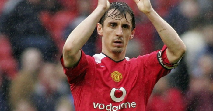 Gary Neville: Loved battles with Liverpool