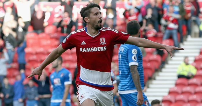 Gaston Ramirez: Brilliant solo effort