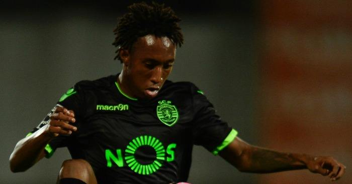 Gelson Martins: Linked with United and Barcelona