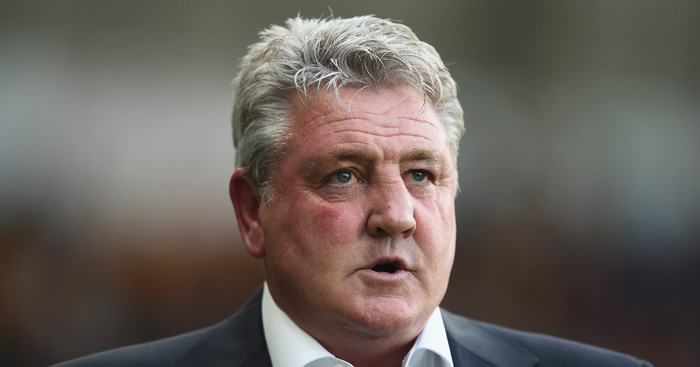 Steve Bruce: Latest new man at Aston Villa helm