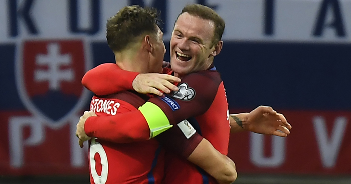 Wayne Rooney: Still vital to England, says Stones