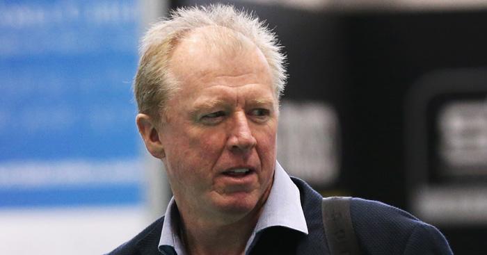 Steve McClaren: Surprised by return to Derby