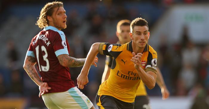Laurent Koscielny: Arsenal's last-gasp matchwinner