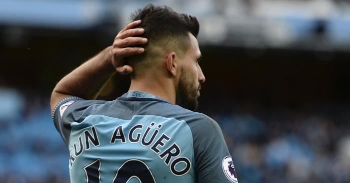 Sergio Aguero: Man City man not short on suitors