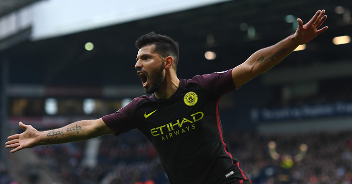 Sergio Aguero: Back to clinical best at The Hawthorns