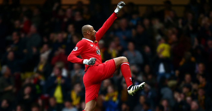 Frustration fix: Watford boosted by late own goal