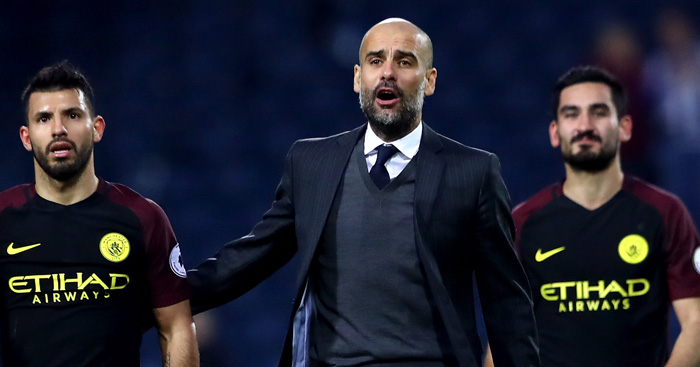 Pep Guardiola: Back to winning ways with Man City