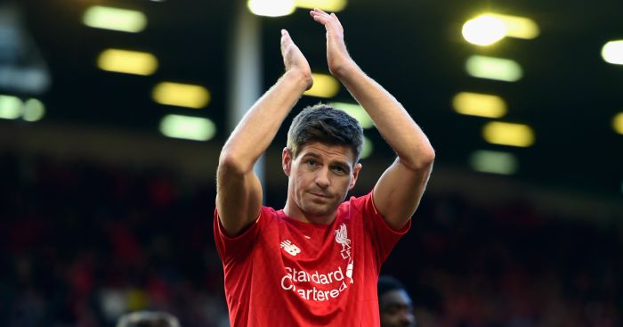 Steven Gerrard: To leave LA Galaxy