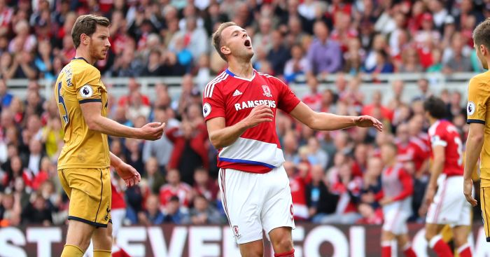 Jordan Rhodes Middlesbrough