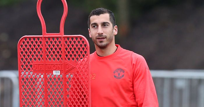 Henrikh Mkhitaryan: 'Determined' to fight for his United place
