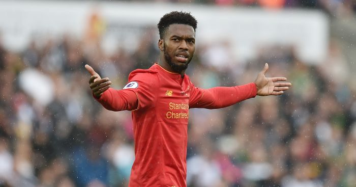 Daniel Sturridge: Bit-part role this season