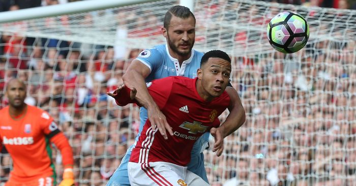 Memphis Depay Manchester United