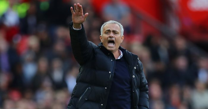 Jose Mourinho: His side missed a host of chances against Stoke