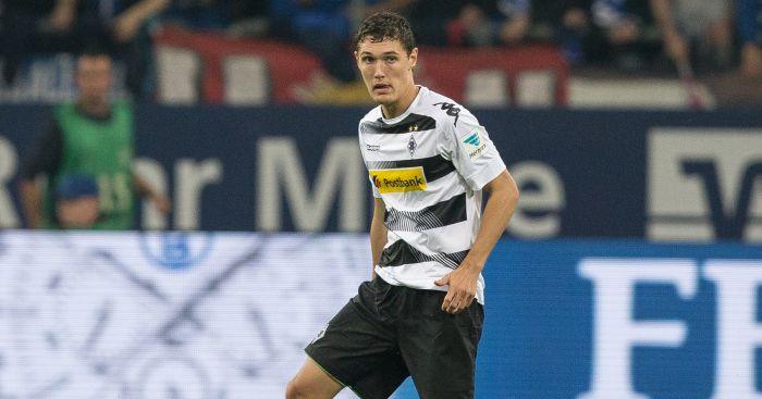 Andreas Christensen Borussia Moenchengladbach