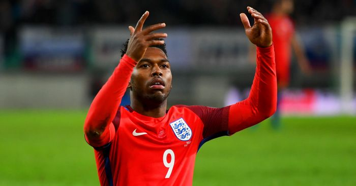 Daniel Sturridge: Part of a difficult night for England