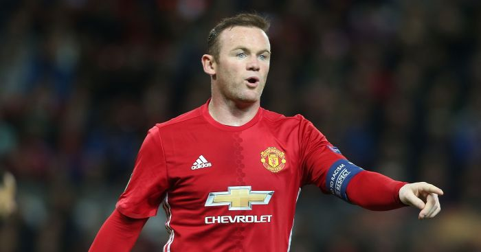 Wayne Rooney: Offered to Napoli, claims agent