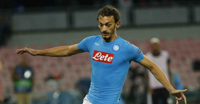 Manolo Gabbiadini: Close to Everton switch