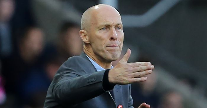 Bob Bradley: Side are deep in relegation mire