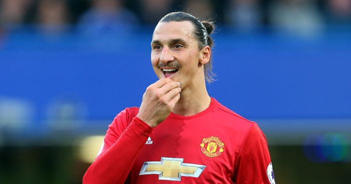 Zlatan Ibrahimovic: Struggling to find the net