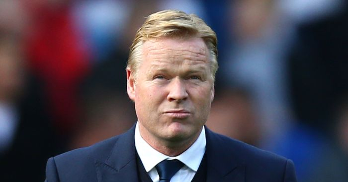 Ronald Koeman: Happy with point
