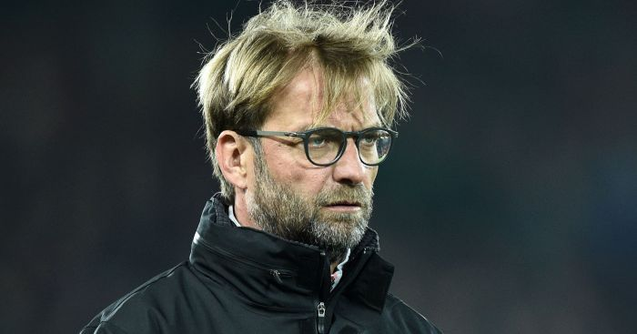 Jurgen Klopp: Keeps watchful eye at Anfield