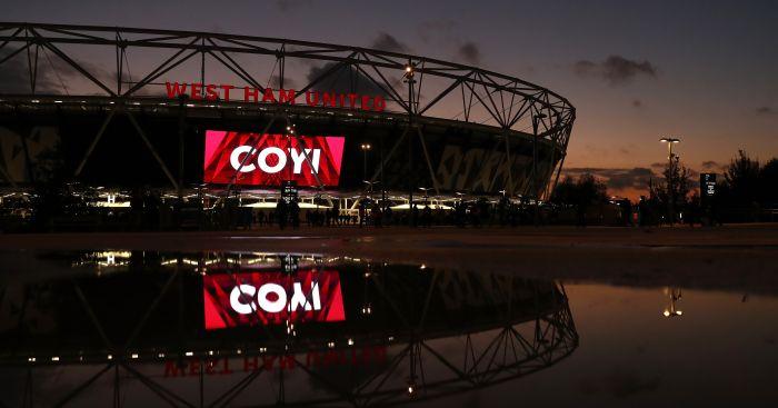 London Stadium West Ham