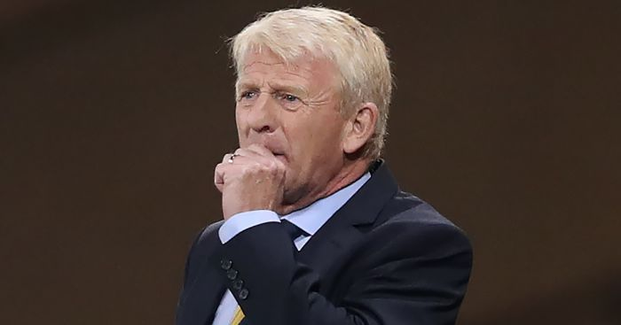 Gordon Strachan: On brink as Scotland boss