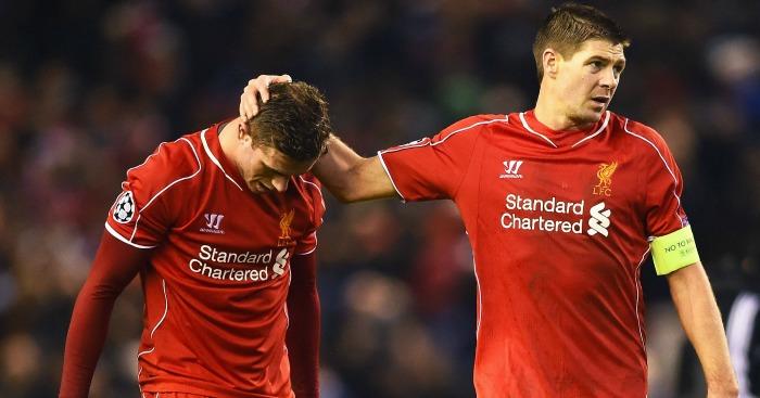 Jordan Henderson: Succeeded Gerrard as captain