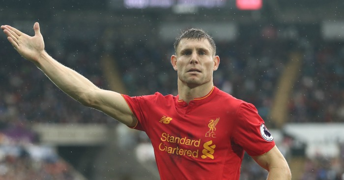James Milner: Adapting well to new role