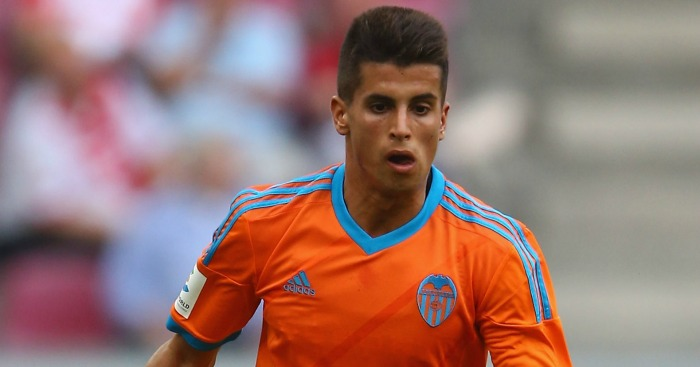 Joao Cancelo: Linked with Chelsea switch