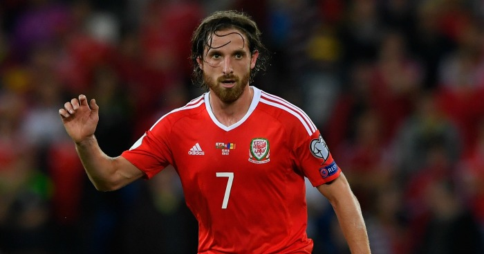 Joe Allen: Returned to Stoke injured