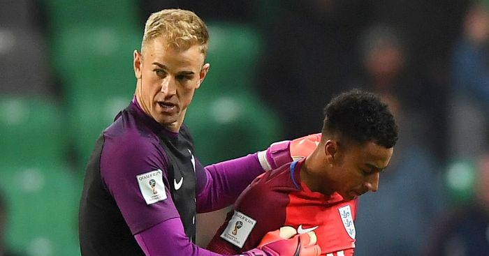 Joe Hart: Reflects on fantastic display
