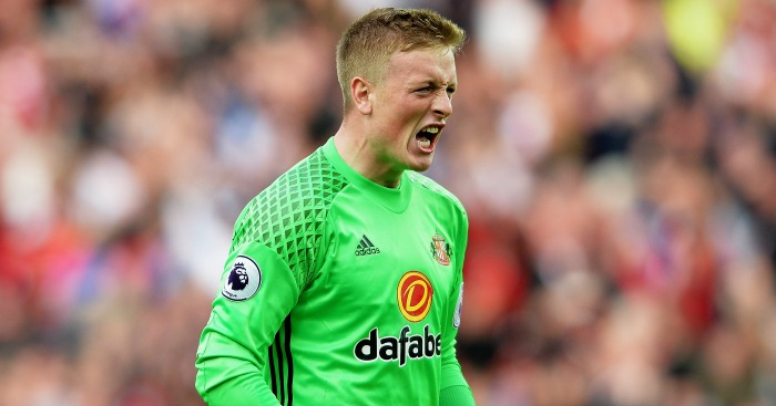 Jordan Pickford: Given first England senior call-up