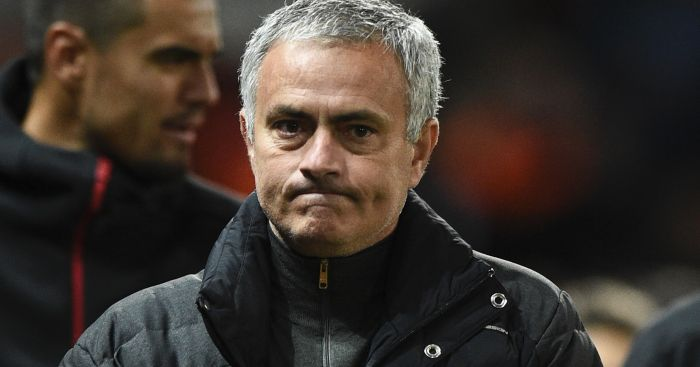 Jose Mourinho: Denied Smalling news