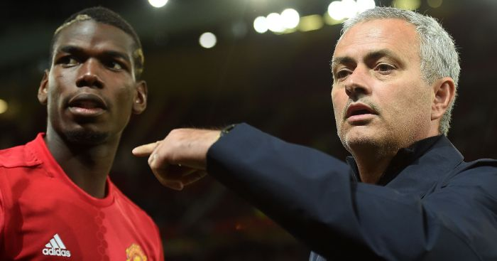 Jose Mourinho: Heaps praise on Paul Pogba