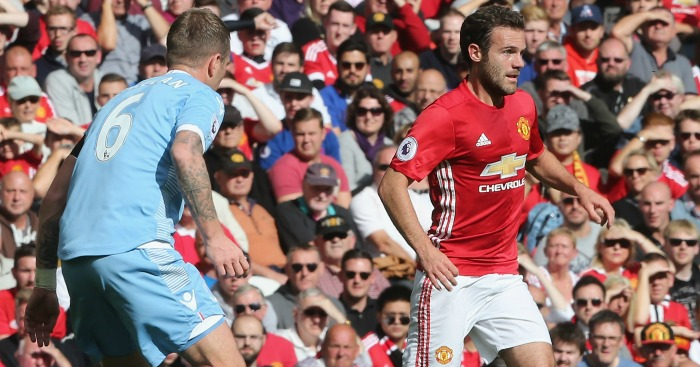 Juan Mata: Has Mourinho's faith