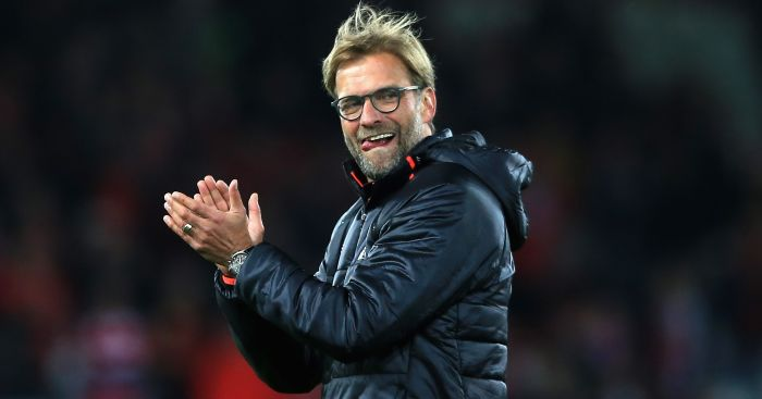 Jurgen Klopp: Happy with Liverpool performance