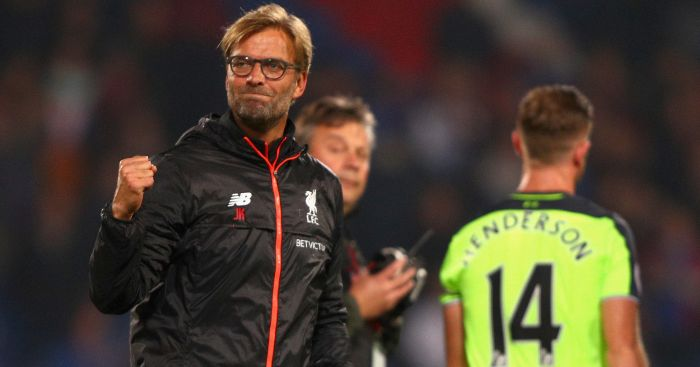Jurgen Klopp: Doubts over his Liverpool side