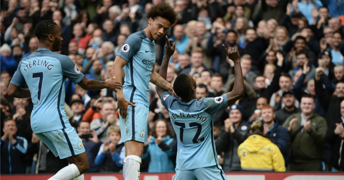 Kelechi Iheanacho: Striker celebrates equaliser