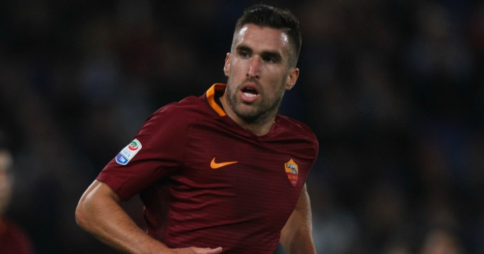 Kevin Strootman: Linked with move to Everton