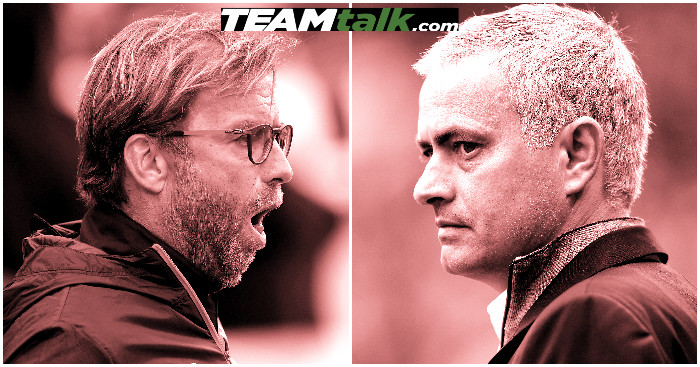 Jurgen Klopp v Jose Mourinho: Head to head on Monday