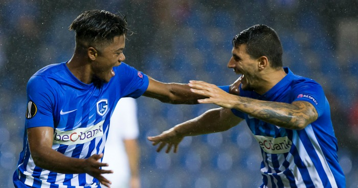 Leon Bailey: Catching the eye at Genk