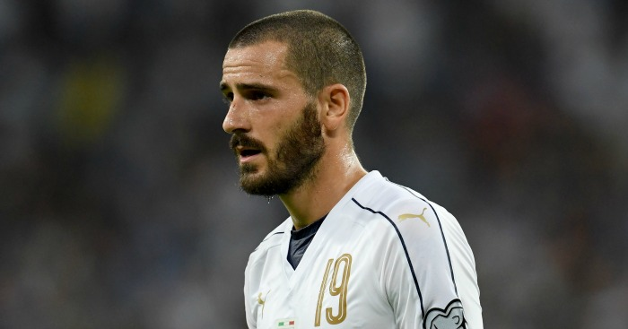 Leonardo Bonucci: Linked again with Chelsea