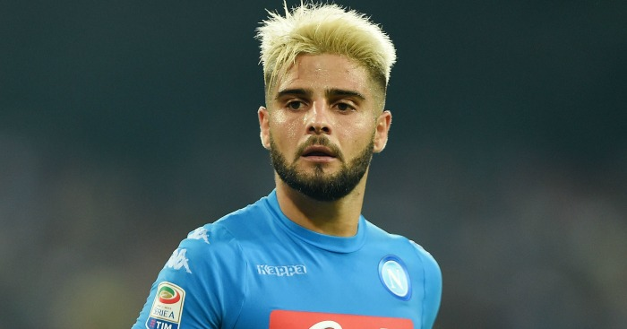 Lorenzo Insigne: Linked with move to Liverpool