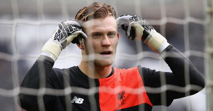 Loris Karius: Still Liverpool's number one?