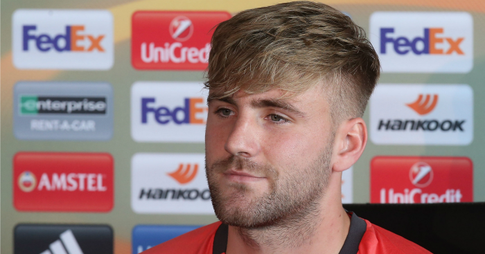 Luke Shaw: Ready to prove critics wrong