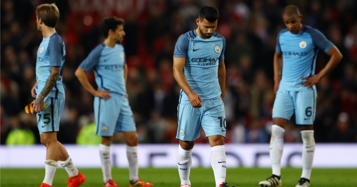 Manchester City: Struggling to defend