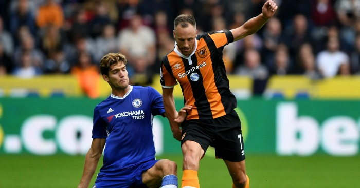 Marcos Alonso, David Meyler