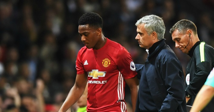 Anthony Martial: PSG link